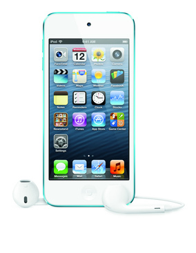 Apple shows off new, colorful iPod Touch models