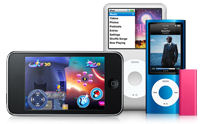 Apple reveals 64GB iPod Touch, 160GB iPod Classic, new Shuffles, camera-equipped Nano