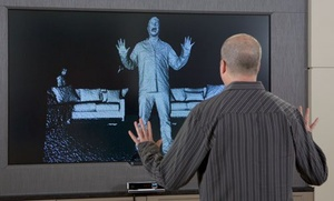 Kinect for Windows to launch next year