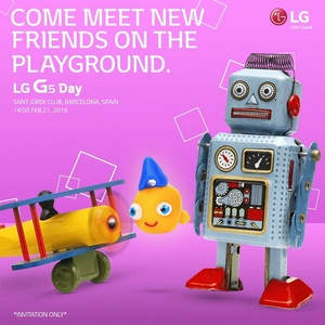 LG to unveil G5 flagship on February 21st