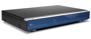 Blu-ray-soittimet testissä: LG BD390 -ensikatsaus