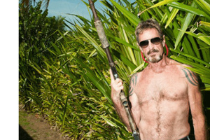 John McAfee offers reward to anyone who helps capture 'real' murderer of Gregory Faull