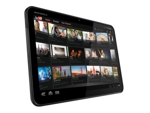 Apple targets Motorola Xoom in Europe