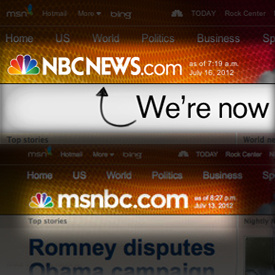 NBCU bought back MSNBC.com for almost $200 million