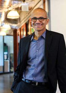 Microsoft preparing to name Satya Nadella its new CEO