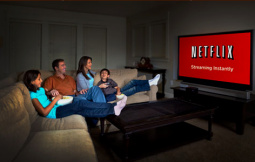Netflix now accounts for 50 percent of all North American streaming traffic