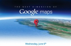 Google onthult -the next dimension- van Google Maps