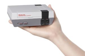 Mit� ihmett�, Nintendo tuo klassikkokonsoli NESin takaisin?!
