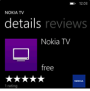 Nokia TV tuo suomalaiset netti-tv-palvelut Lumia-puhelimiin