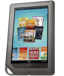 Barnes & Noble to unveil successor to Nook Color next week