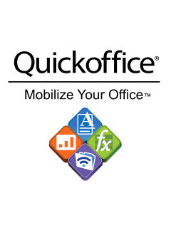 Google koopt QuickOffice