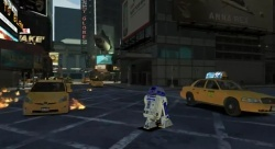 GTA IV: R2-D2 attacks Liberty City