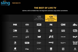 Sling TV to add Comedy Central, BET, Spike, MTV, Nick and more