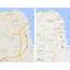 Googlen karttojen ulkon�k� uudistuu