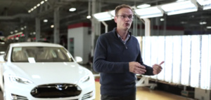Report: Apple hires former Tesla engineer for car project
