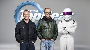 Uuden Top Gearin ohjaksiin Frendit-t�hti