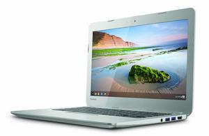 CES 2014: Toshiba unveils 13-inch Chromebook
