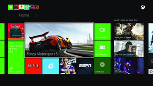 Xbox One 12-minute demonstration shows UI, Biometric sign-in, Instant switching, Live TV, Skype with Kinect, game DVR and more