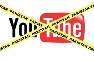 Pakistan lifts ban on YouTube, then reinstates after 3 minutes
