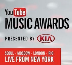 WATCH: YouTube Music Awards live tonight in NYC