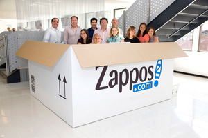 Zappos sued over account data theft