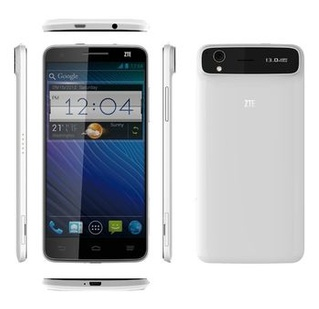 ZTE shows off 'Grand S' smartphone