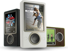 Microsoft Zune hits 2 million sold