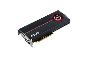 Asus Radeon HD 5870 (1024 MB / HDMI / DisplayPort)