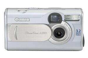 Canon PowerShot A310
