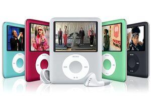 Apple iPod nano 4GB (3rd gen)