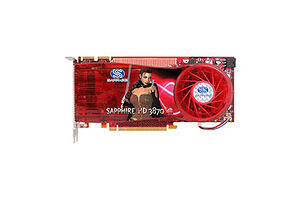 Sapphire RADEON HD 3870 (512MB / PCIe)