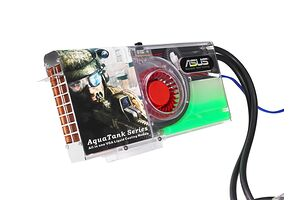Asus GeForce 8800 GTX AquaTank (768 MB / PCIe)