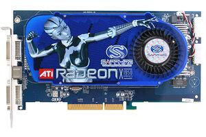 Sapphire RADEON X1950 Pro (512MB GDDR3 / AGP)