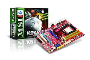 MSI K9A2 CF