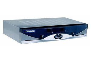 Digibox CDTV 410C