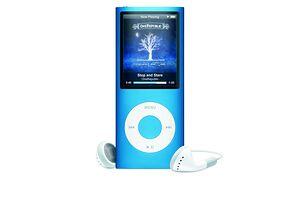 Apple iPod nano 16GB (4th gen)