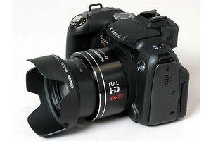 Canon Powershot SX1 IS