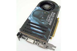 BFG GeForce 8800 GTS EE OC 640MB PCIe